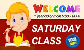 Saturday Class Information