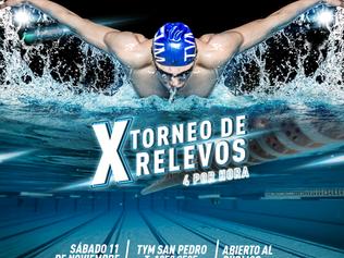 X TORNEO DE RELEVOS 2017