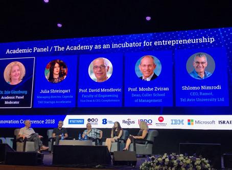 Capsula Participates in Academia/Entrepreneurship Panel