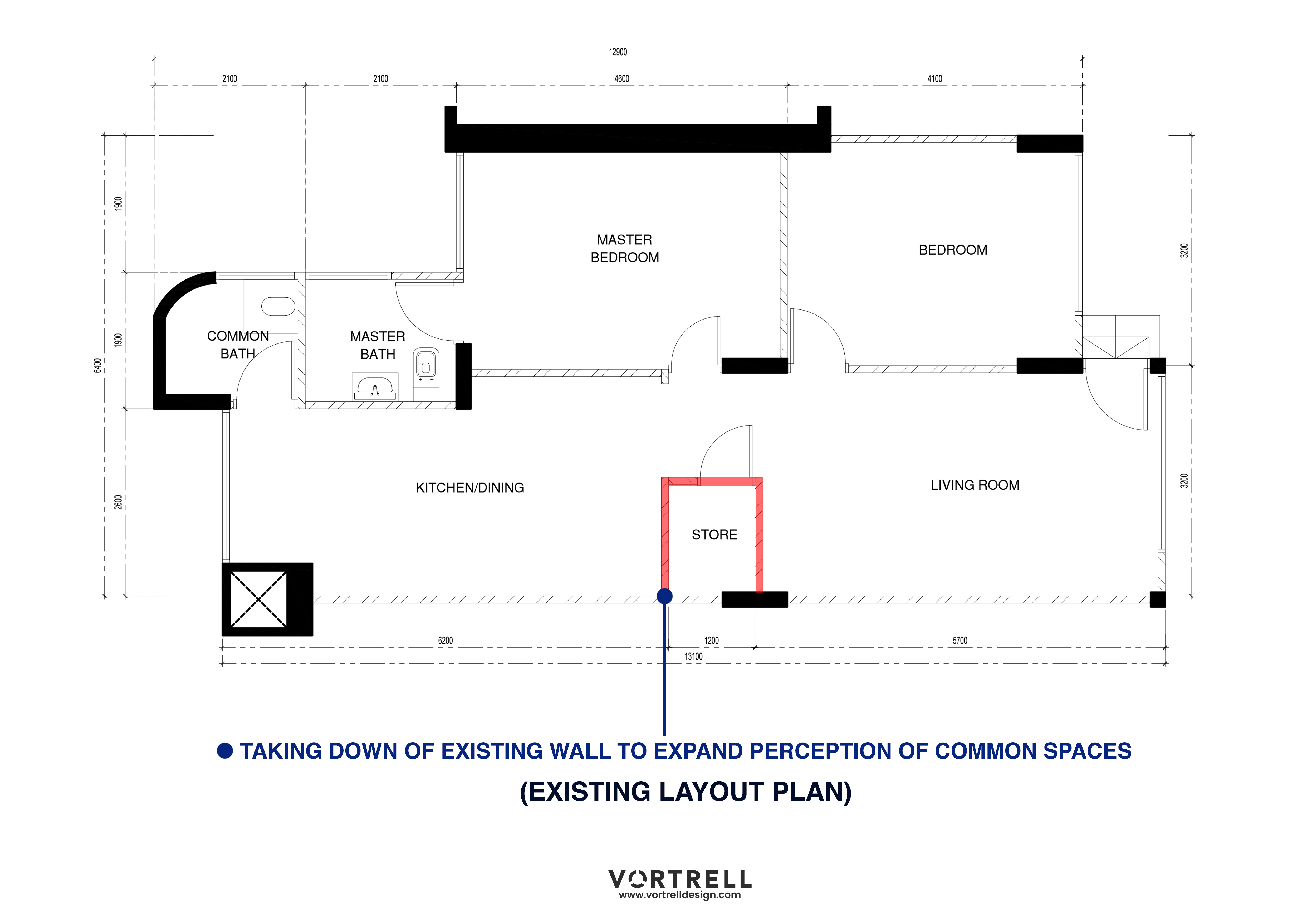 Existing Layout Plan