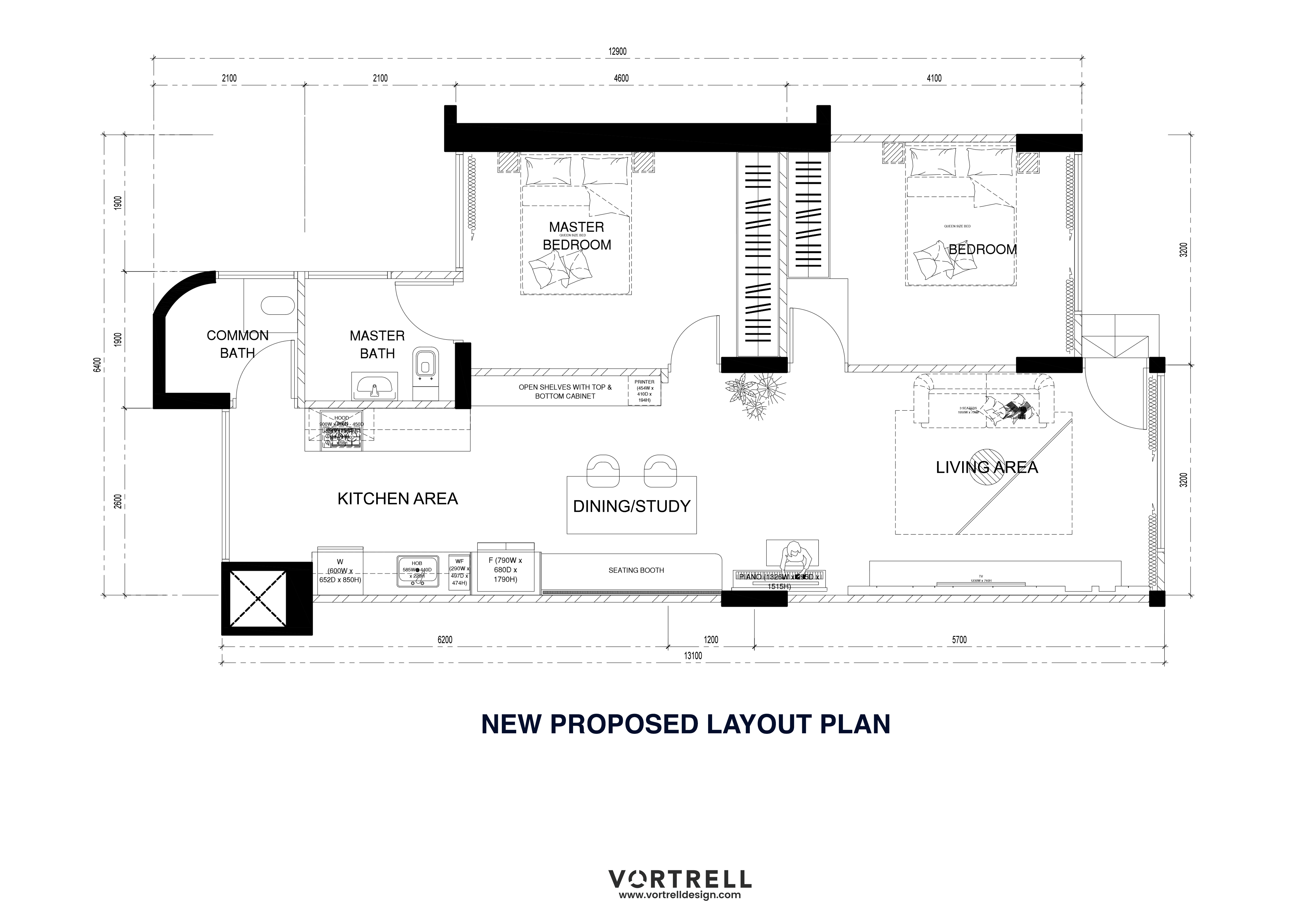 Propose Layout Plan