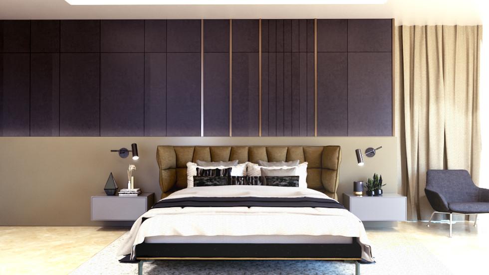 BATAM SOUTHLINK - MASTER BEDROOM