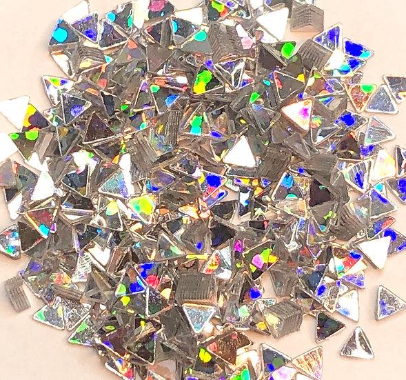 Glitter Mix - Triangle Silvia