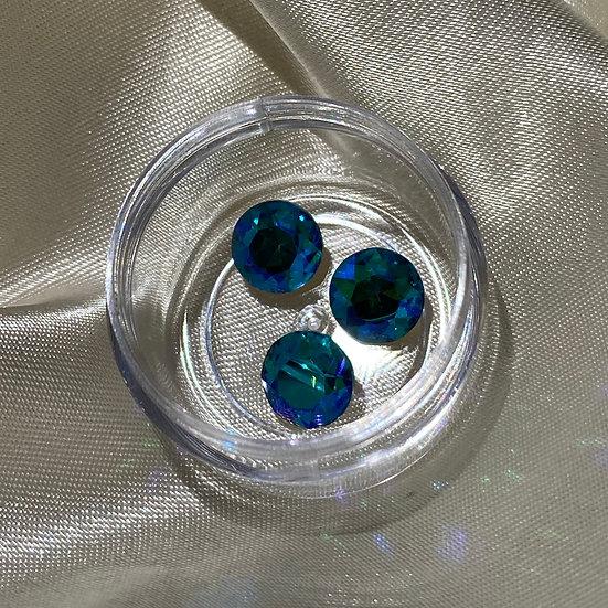 Medium Round Gems - Oceana