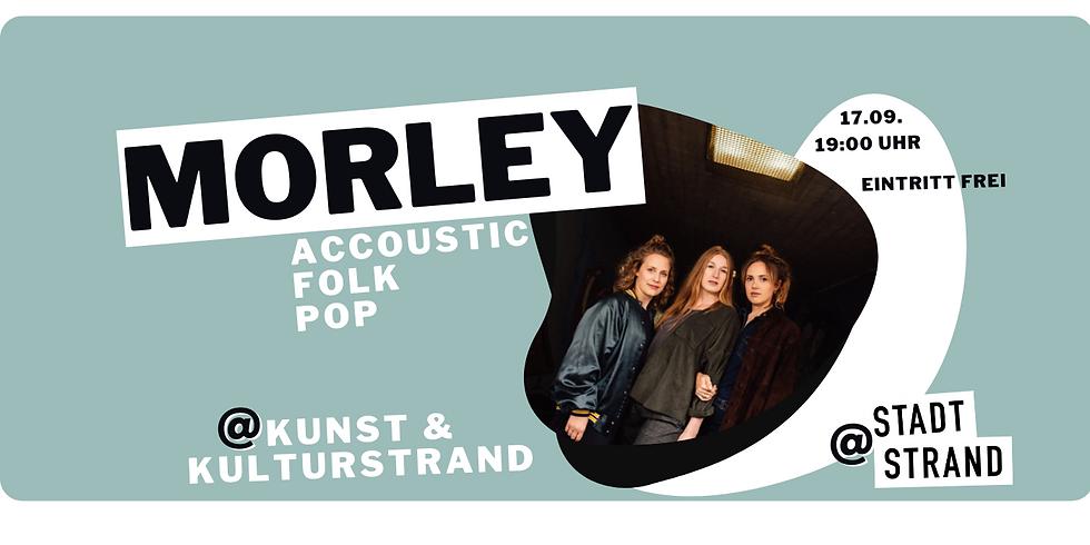 MORLEY - live in concert auf der Strandbühne