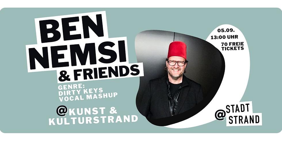 BEN NEMSI & FRIENDS live in concert