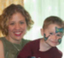 Face Painting for Dayton, Cincinnati, Southwest Ohio