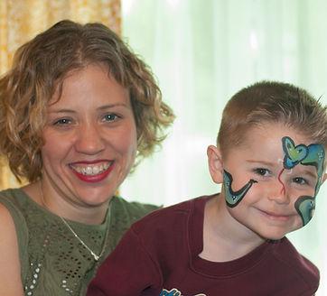 Face Painting for Dayton, Cincinnati, Southwest Ohio