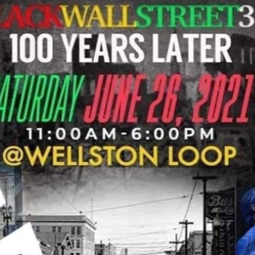 Black Wallstreet 100 Years Later
