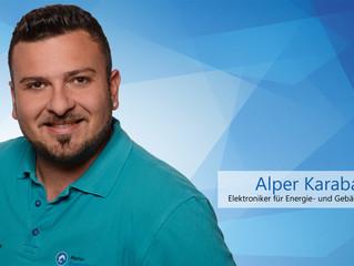 Mitarbeitervorstellung Alper Karabas