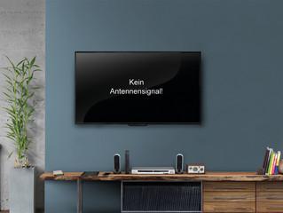 Achtung: Bald können Sie kein Fernsehen mehr schauen...