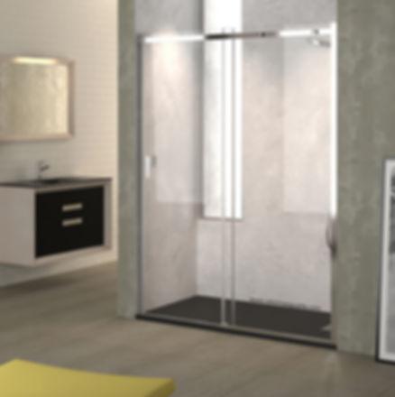 mampara de ducha barata valencia modelo
