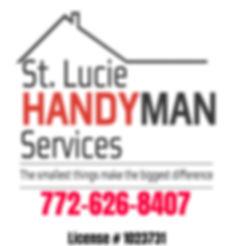 Port St. Lucie Handyman Service