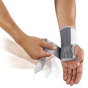 Push med Wrist Brace