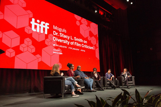 TIFF INDUSTRY CONFERENCE STAGE w/ Glenn Gould Studio, CBC