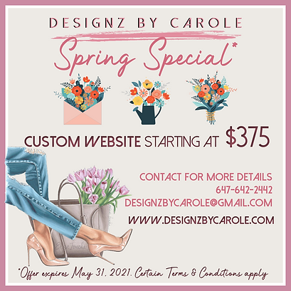 DBC SPRING SPECIALS WEBSITE APRIL 14 202