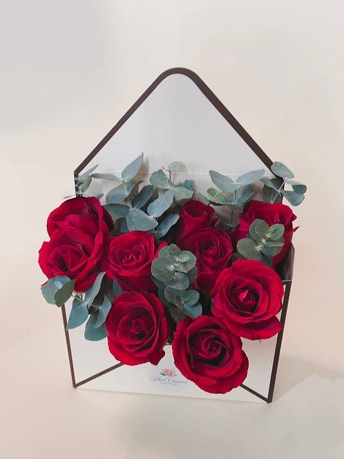 Love Letter - Red Rose