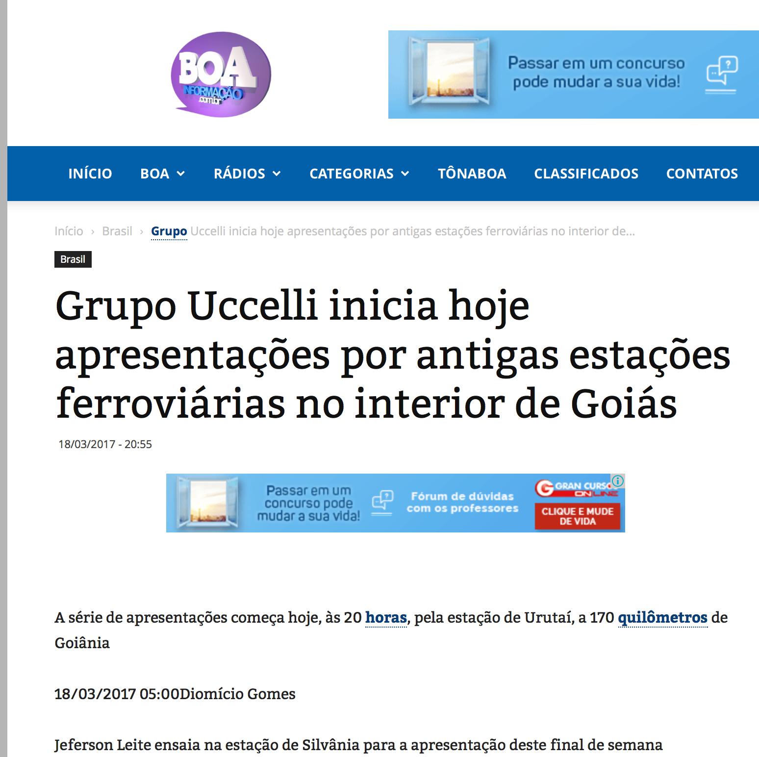 Blog Boa Informação
