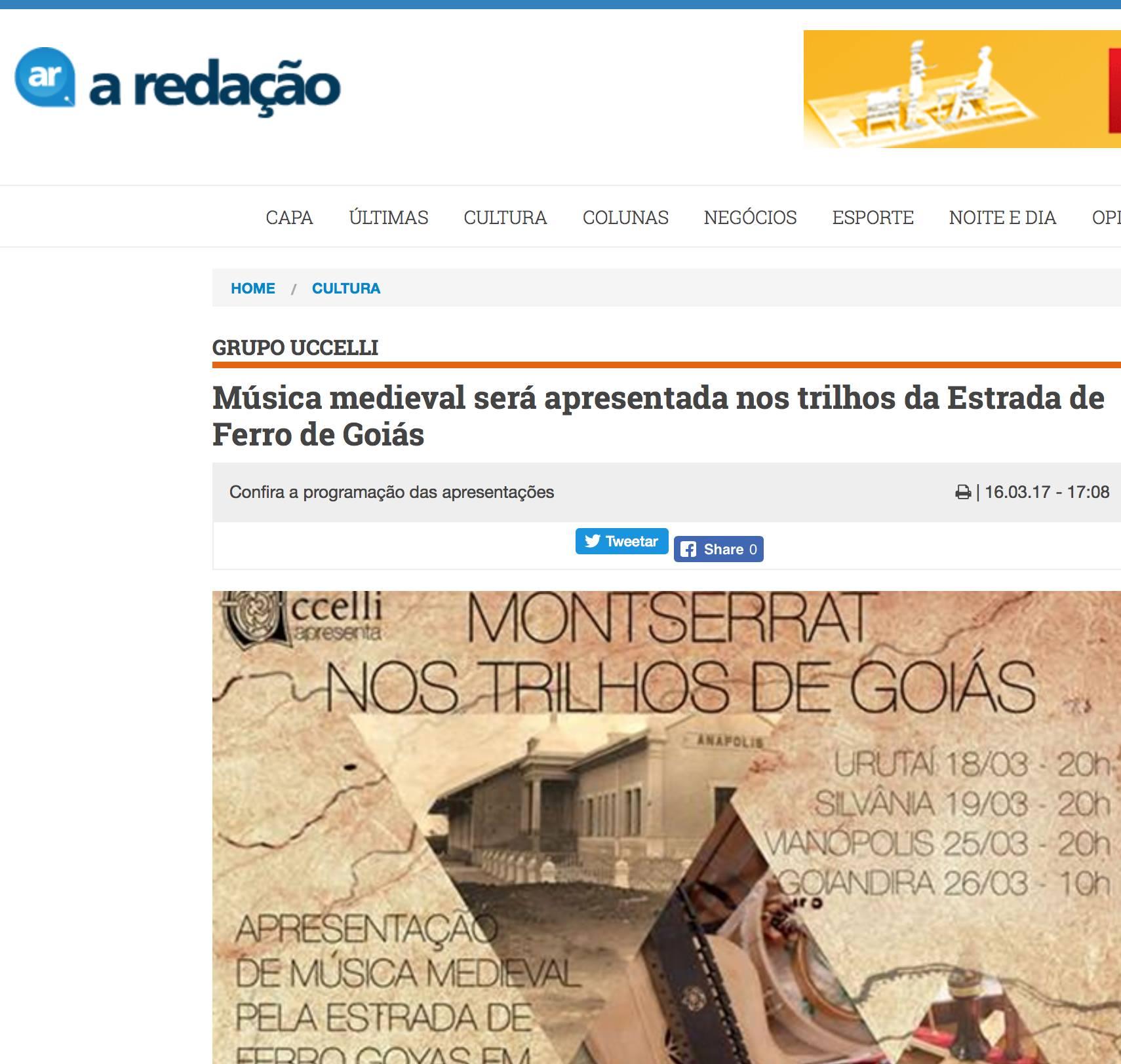 Jornal A Redação
