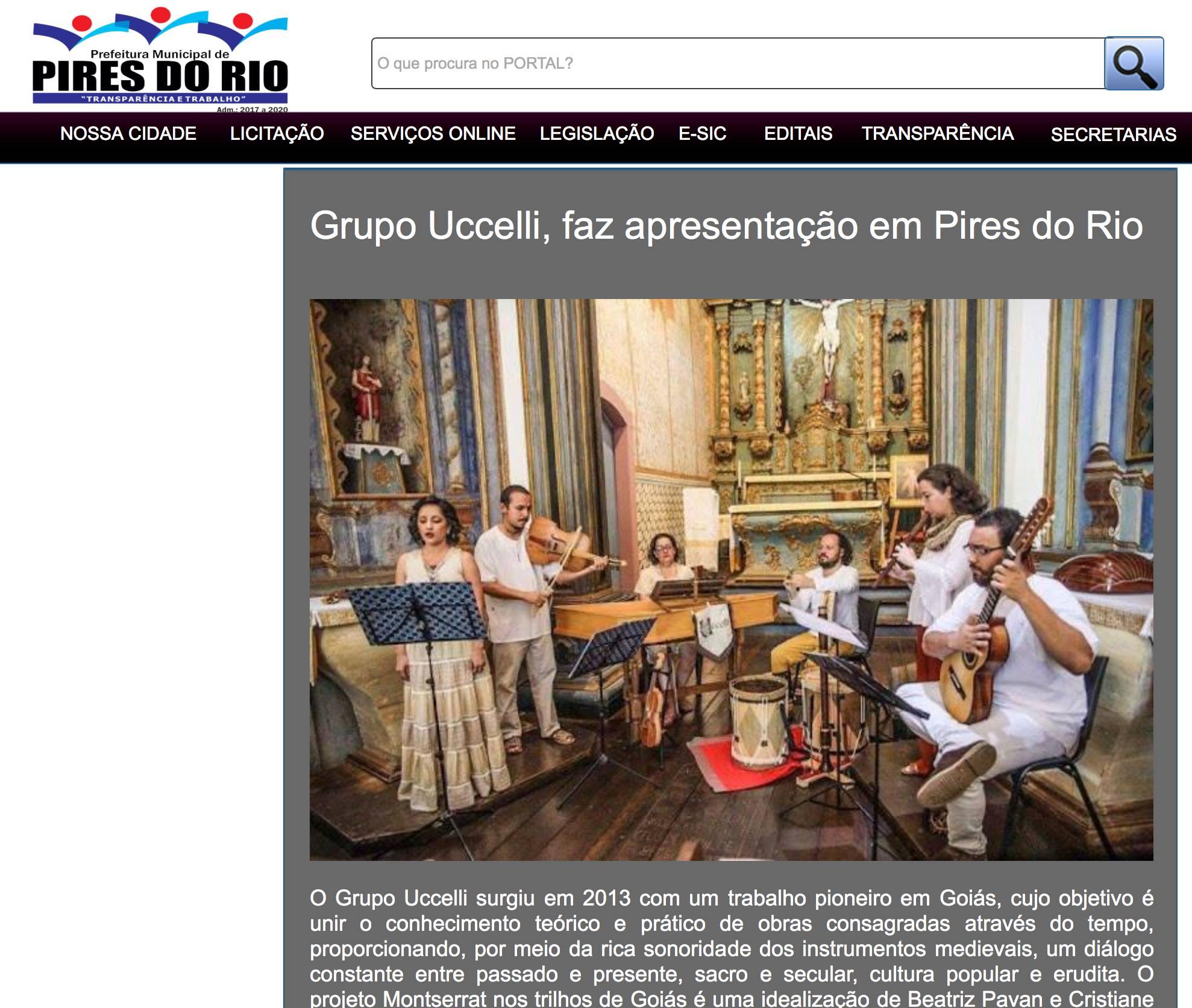 Prefeitura de Pires do Rio