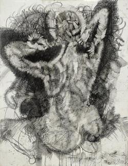 Dog Figure, 2011