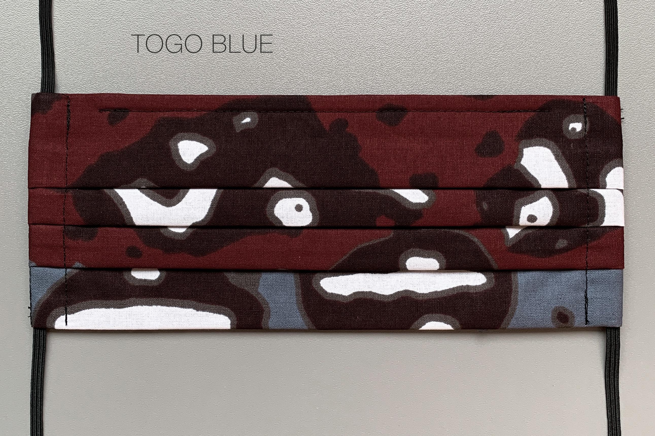 Togo Blue