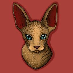 Shpinx- Digital Art