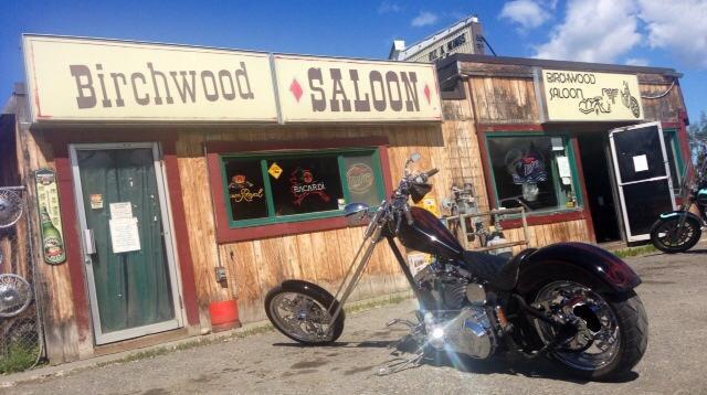 Birchwood Saloon Ghost Hunt