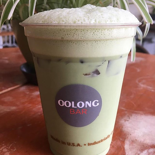 Matcha Latte Bubble Tea