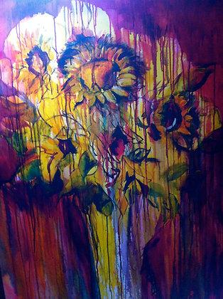 Sunflower Series, VI