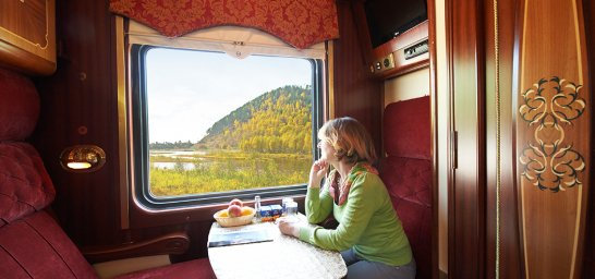 Tsar`s Gold Private Train