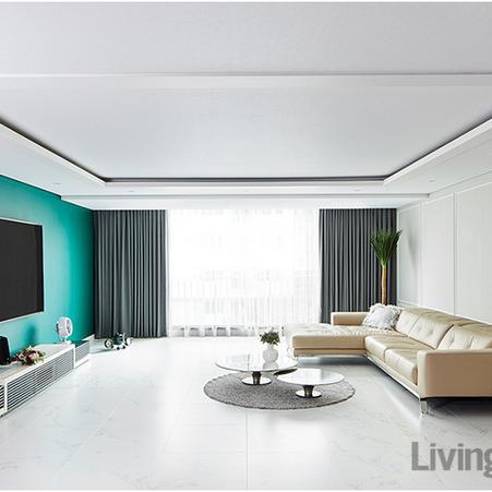 리빙센스 - 비움의 미학, 전원주택 부럽지 않은 아파트