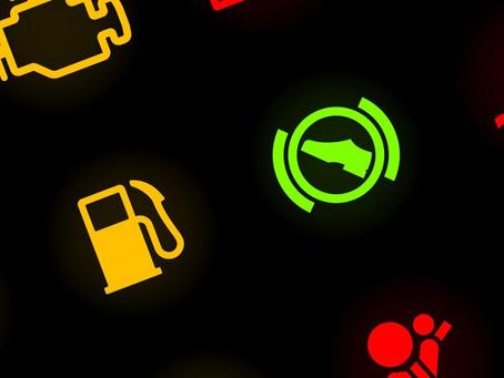 Conheça as luzes do painel do carro