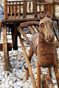 עגלה עם סוסה - אאוטדור