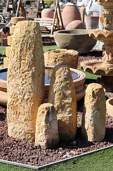 פסלי אבן לגינה