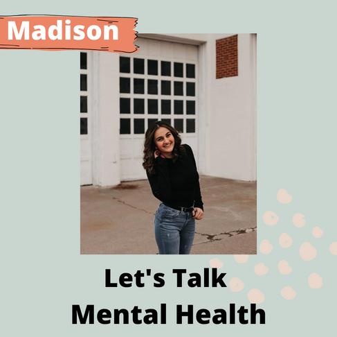 Let's Talk Mental Health