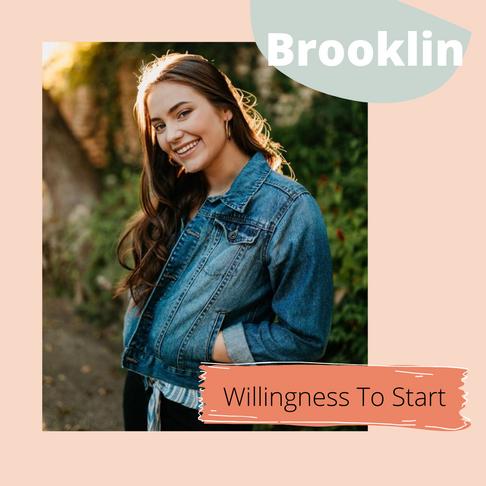 Willingness To Start