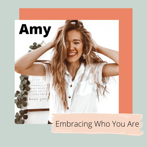 Embracing Who You Are