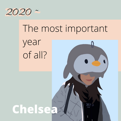 2020 - The Most Important Year of All?