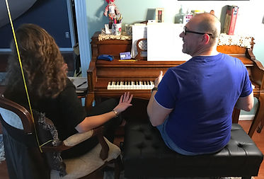 Piano Lessons Seaford