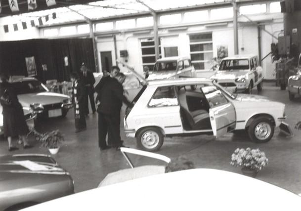 1976 – Francis Bocquet pose les fondations