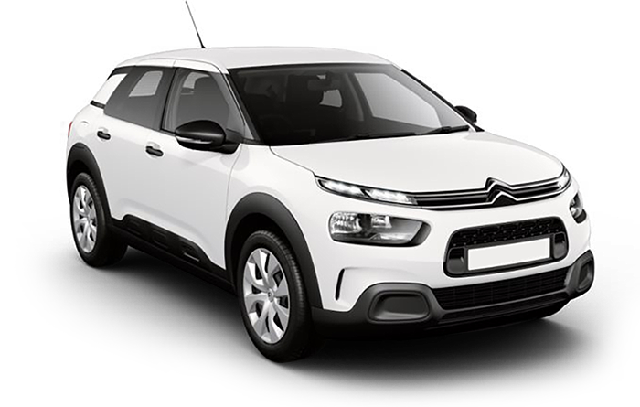 New Berline C4 Cactus Tournai