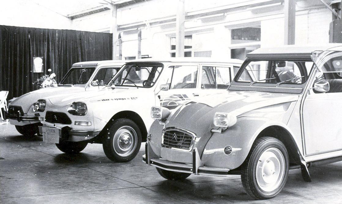 Le 30 novembre 1976, avec l'aide de son épouse, il constitue la Société de personnes à responsabilité limitée « TORNACUM-MOTORS », ayant pour objet la concession des Automobiles Citroën, et dont le siège était situé rue des Croisiers 37 à Tournai. D'année en année, Tornacum Motors s'équipe d'un matériel de plus en plus performant, et recrute un personnel de plus en plus expérimenté. Leur leitmotiv : la meilleure politique de vente et d'après- vente est de rendre service. La formule s'avère payante. Le garage tournaisien remporte les prix des ventes pour les années 1980, 1981, 1982, 1985, 1986, 1987 !