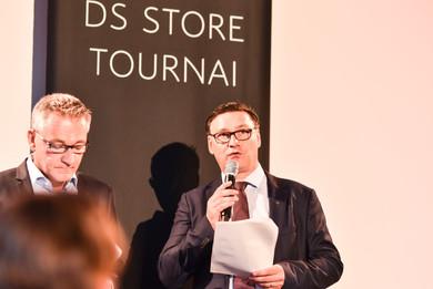 Le 14e DS Store de Belgique