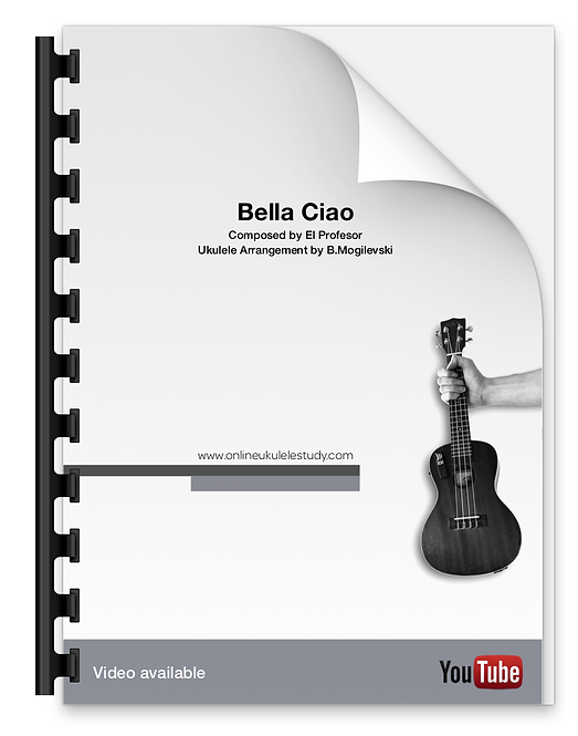 Bella Ciao - Ukulele