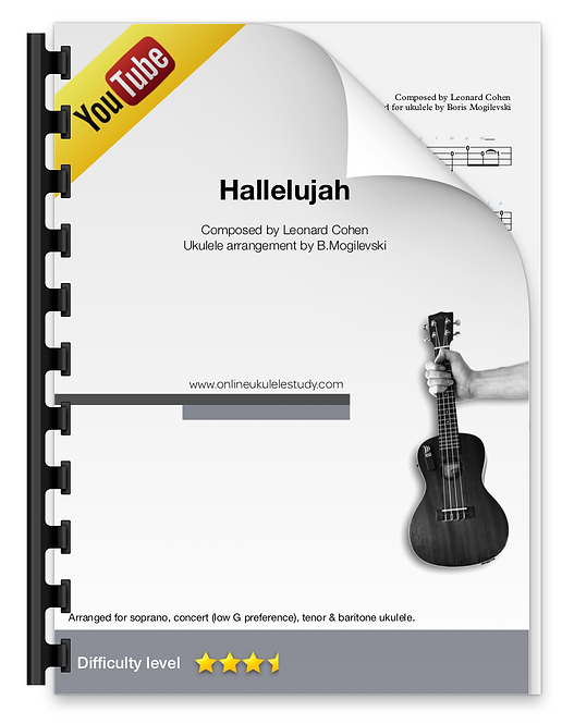 Hallelujah - L.Cohen