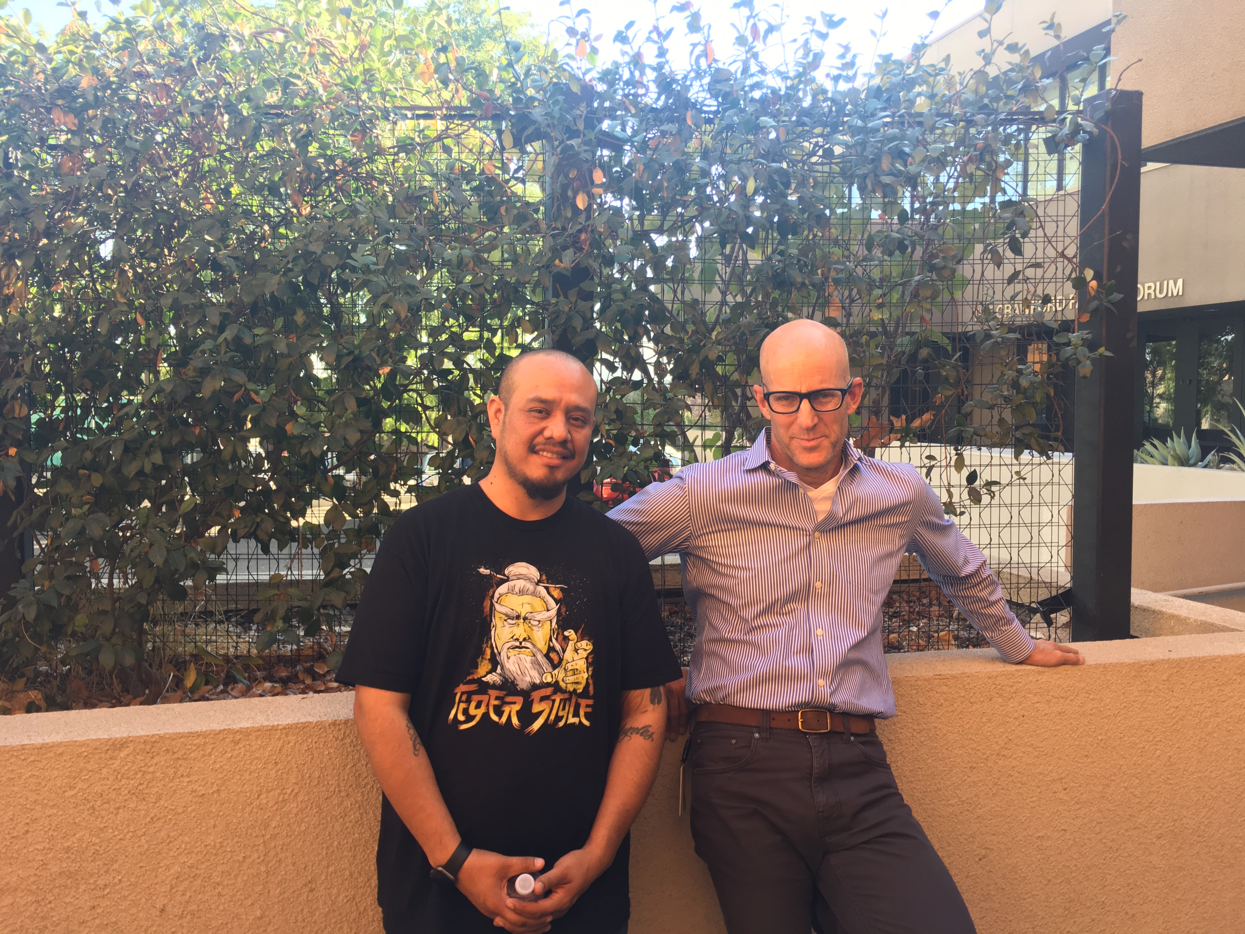 KPCC's The Frame Interview