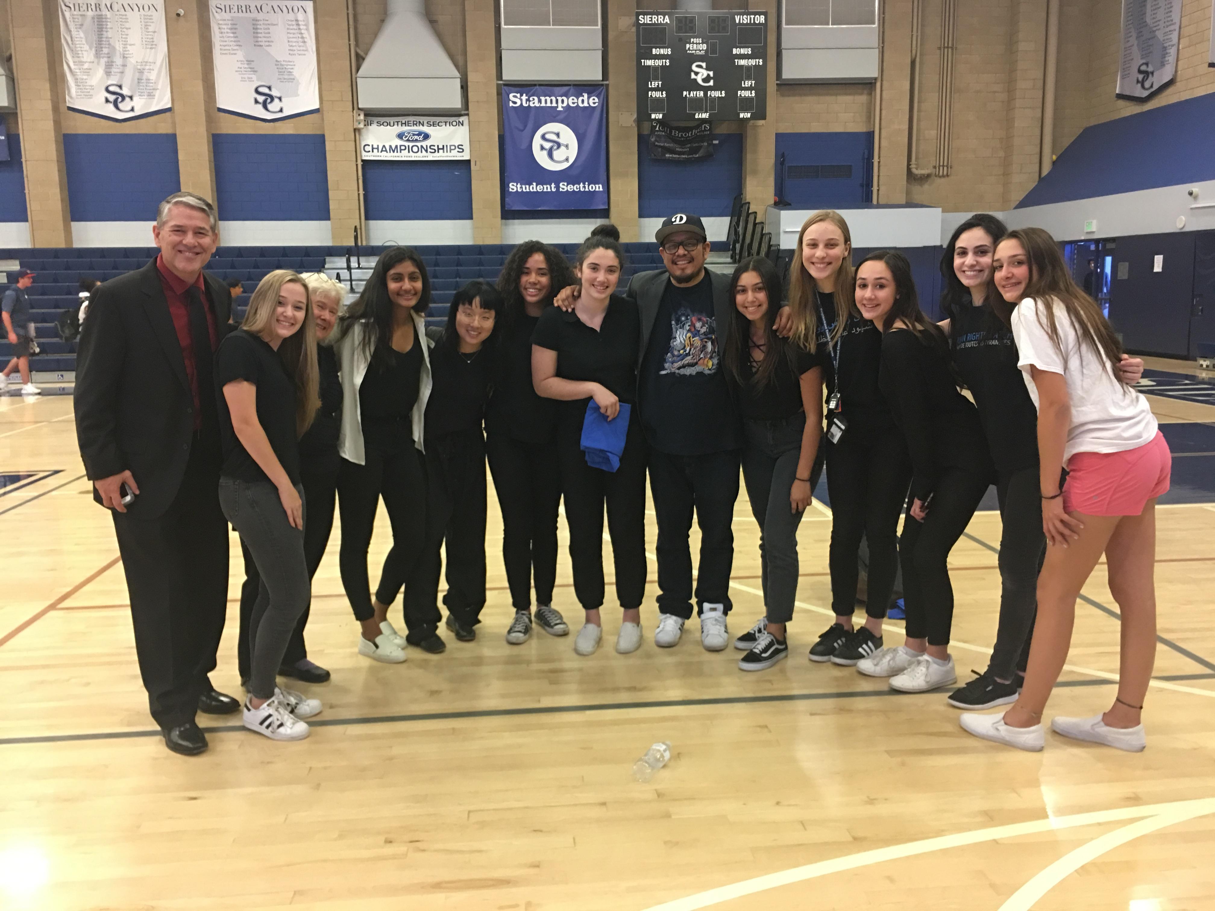 Sierra Canyon High School