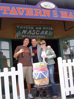1st El Segundo Keg Hunt winners 2005