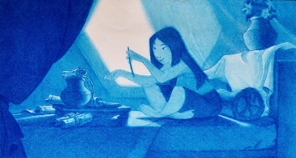 Mulan Value Study